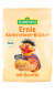 Organic Ernie Chickpea Cracker with Carrot by SESAMSTRASSE BiO