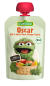 Organic Oscar Pouch - Fruit and Vegetable Puree with Apple, Pear, Mango and Spinach by SESAMSTRASSE BiO